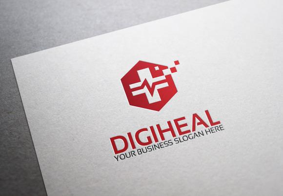 Digiheal Logo
