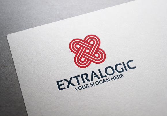 Extra Logic Logo