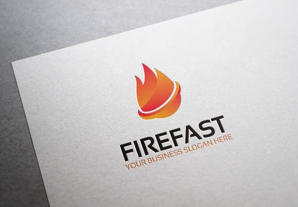 Firefast Logo