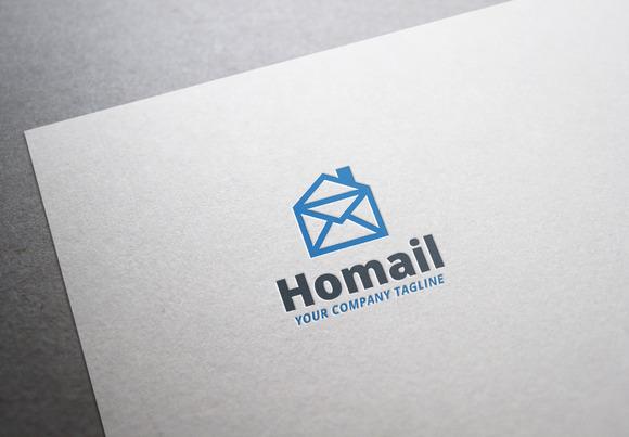 Homail Logo