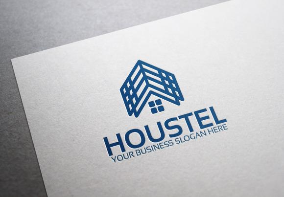 Houstel Logo