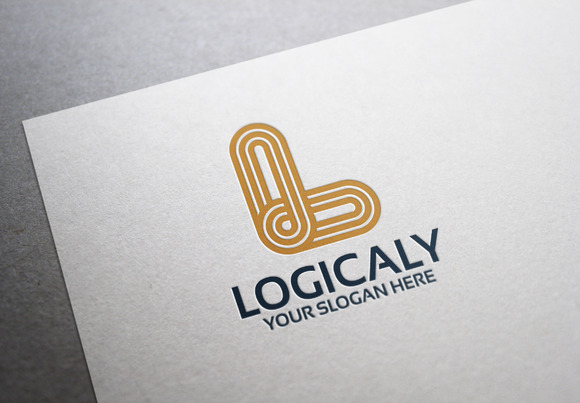 Logically Logo