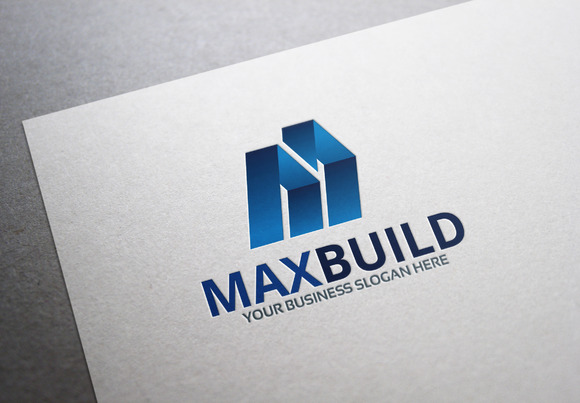 Maxbuild Logo