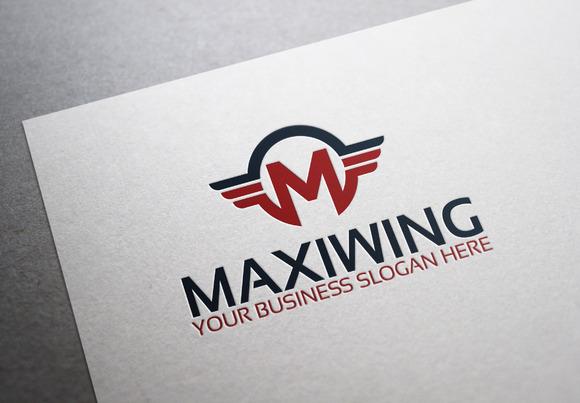 Maxiwings Logo