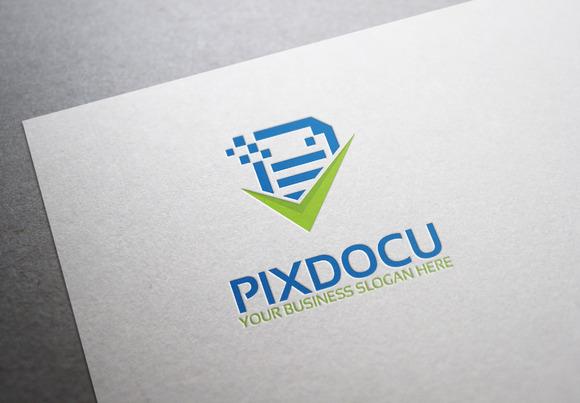 Pix Docu Logo