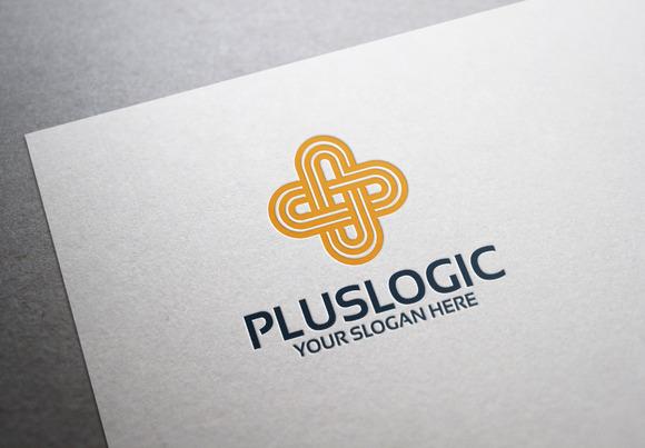 Plus Logic Logo