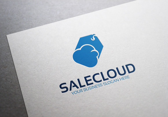 Sale Cloud Logo