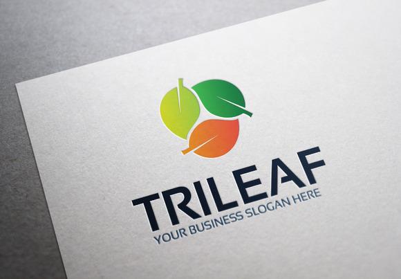 Tri Leaf Logo