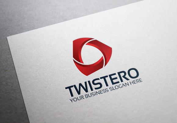 Twistero Logo