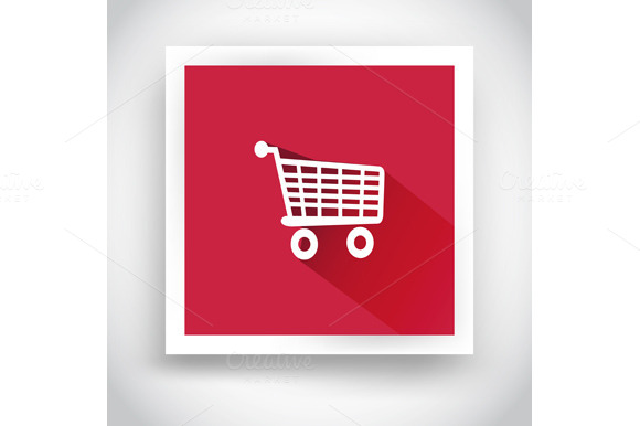 Icon Of Shopping
