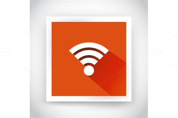 Icon Of Wifi For Web And Mobile