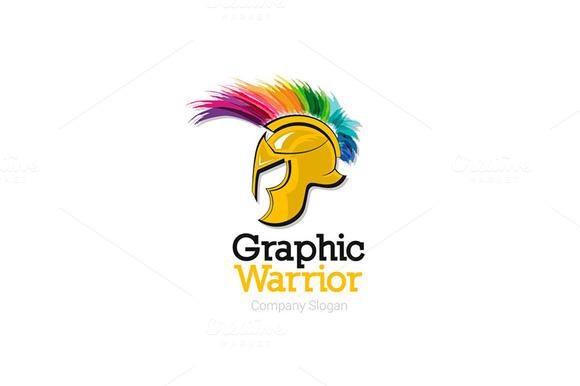 Graphic Warrior Logo