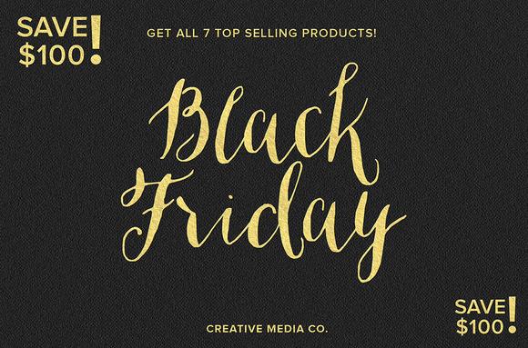 BLACK FRIDAY 95% OFF Selling Bundle