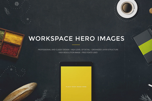 Workspace Hero Images