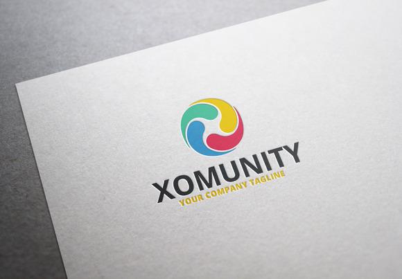 Xommunity Logo