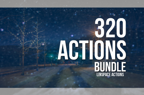 320 Actions Bundle