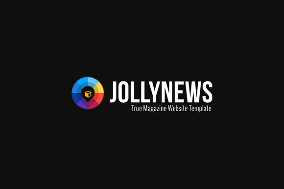 Jollynews Magazine WebSite Template