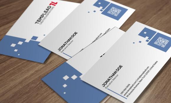 Minimal Business Card CM0200