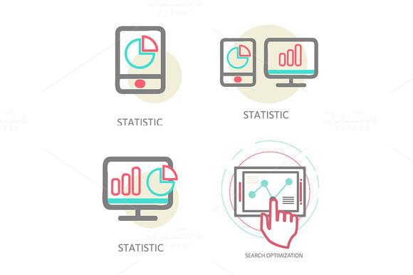 Set With Online Statistics