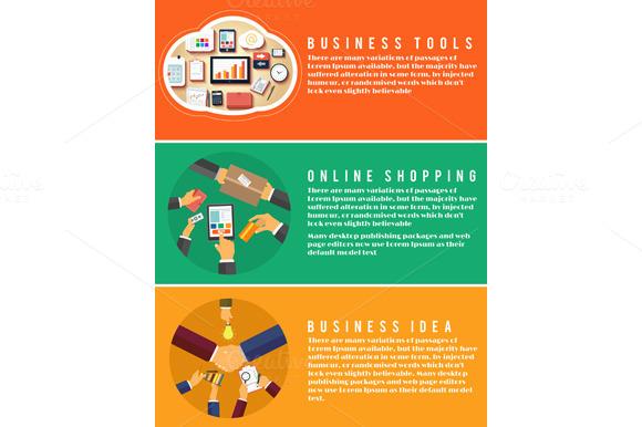 Online Shopping Idea Business