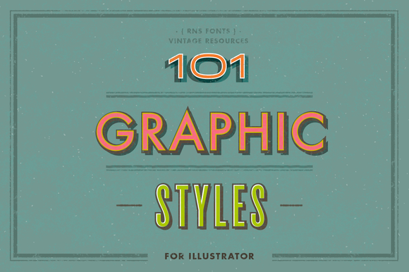101 Graphic Styles For AI