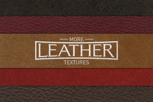 More Leather Texture 5 Pack