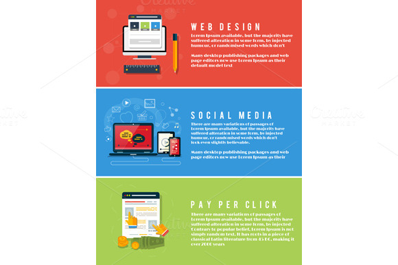 Web Design Pay Per Click Social