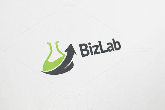 BizLab Logo Design