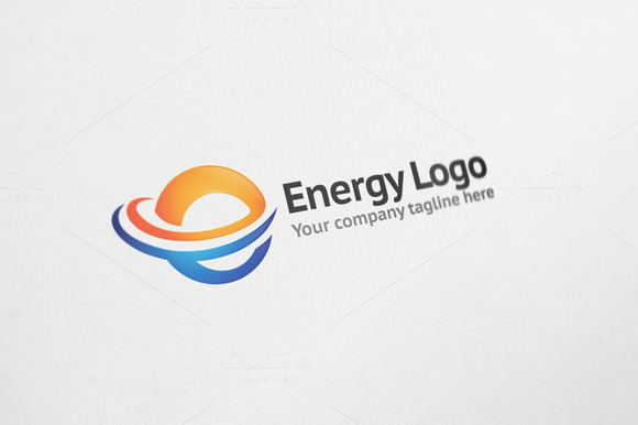 E-engery Logo Design