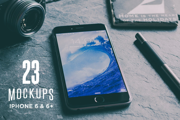 23 Cool IPhone 6 6 Mockups