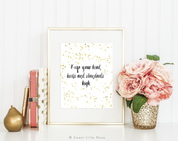 Printable Wall Art Quote