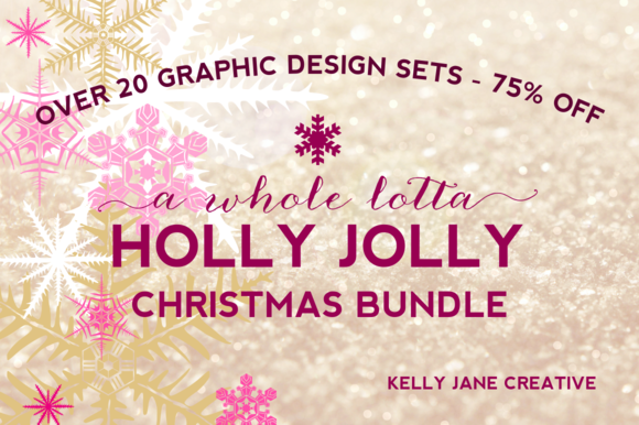 Holly Jolly Christmas Bundle