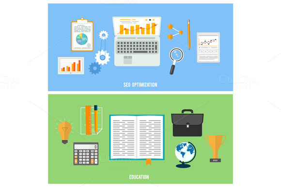 Business Seo And Education Items