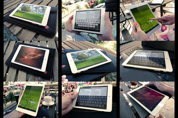 Bundle Photorealistic Tablet MockUp