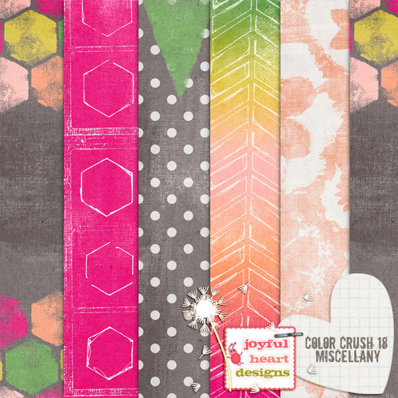 Color Crush 18 {Miscellany}