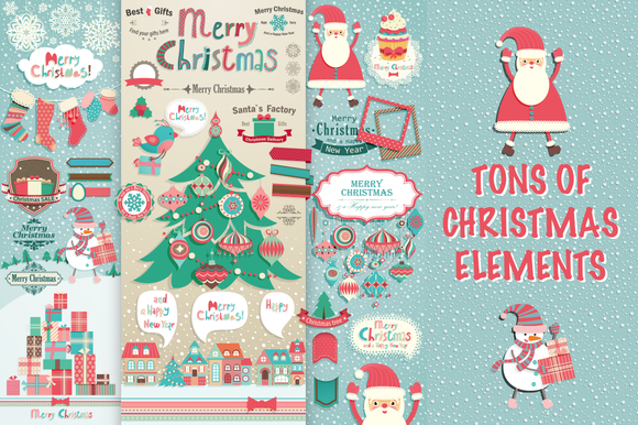 Christmas Designer Toolkit