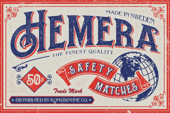Hemera Typeface