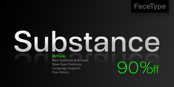 Substance Family 90% Off
