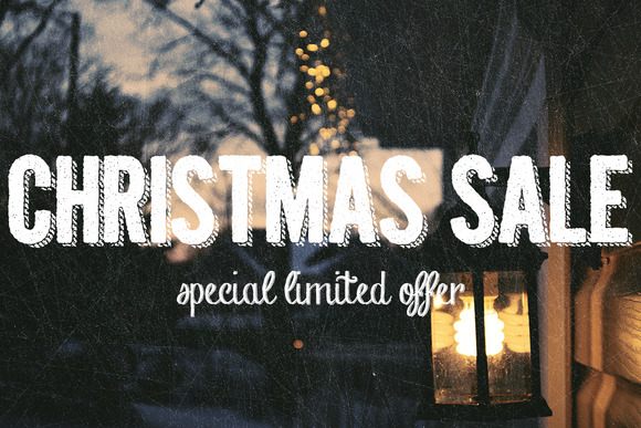 Christmas Sale Freebies