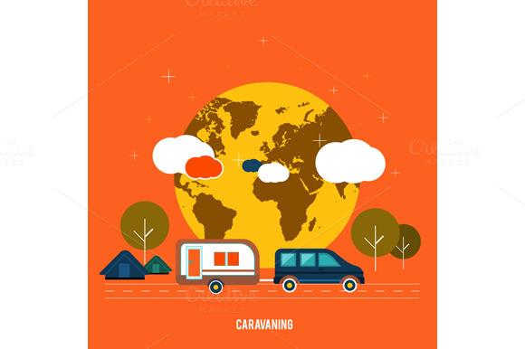 Caravaning Tourism
