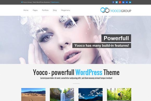 Yooco Beautiful WordPress Theme