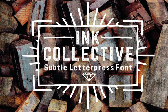 Ink Collective Font