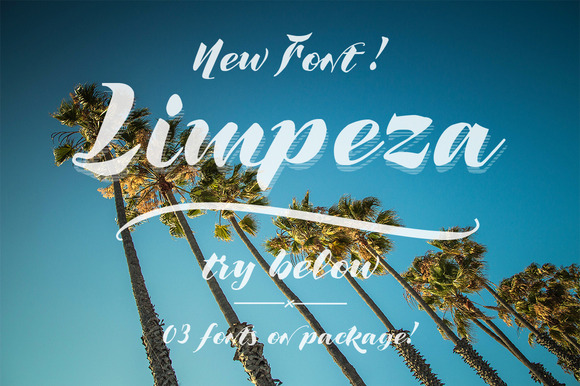 Limpeza Font By VTKS 3 Files