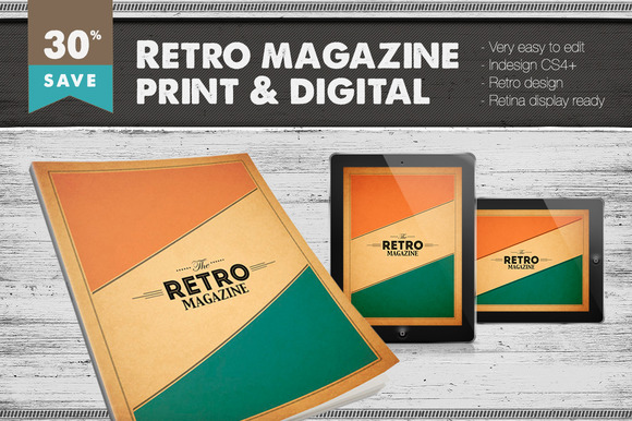 Retro Magazine Bundle