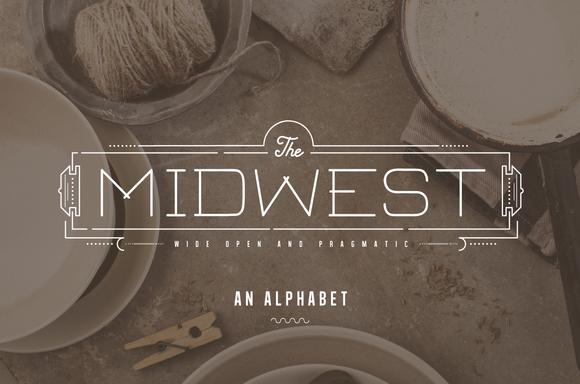 Midwest Alphabet