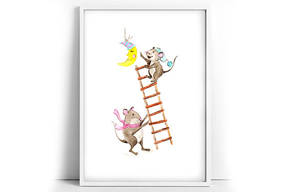 Printable Poster For Nursery
