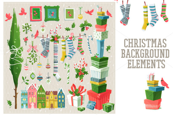 Christmas Designer Toolkit 2