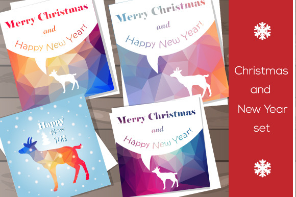 Holidays Card Set 2015