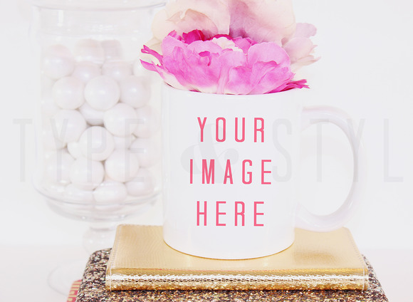 Styled Stock Photo Coffee Mug