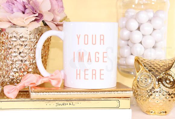 Styled Stock Photo Coffee Mug